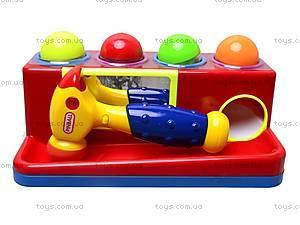 Развивающая игрушка «Стучалка», 599, фото