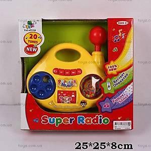 Развивающая игрушка «Супер радио», B975787R007