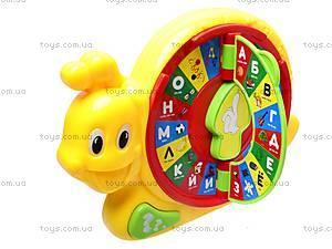 Развивающая игрушка «Улитка», 7159, купить
