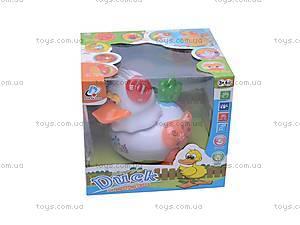 Развивающая игрушка «Уточка», 2066, цена
