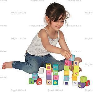 Развивающие кубики «Алфавит», 7007, фото