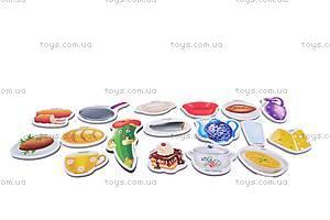 Развивающие магниты «Еда, посуда», VT1501-03, купить