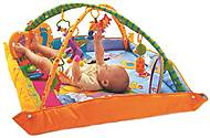 Развивающий детский музыкальный коврик, 1200206830, игрушки