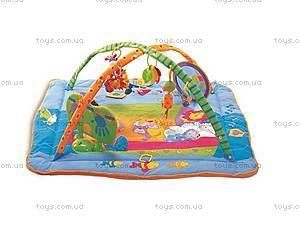 Развивающий детский музыкальный коврик, 1200206830, фото