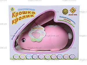 Развивающий интерактивный кролик, DB4883A, игрушки