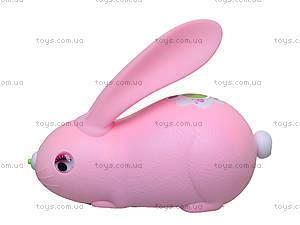 Развивающий интерактивный кролик, DB4883A, детские игрушки