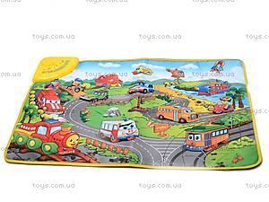 Развивающий коврик «Городок», YQ2968