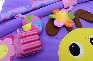 Развивающий коврик «Облако заботы», B01102, игрушки