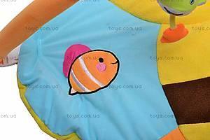 Развивающий коврик с погремушками, 898-37B, детские игрушки