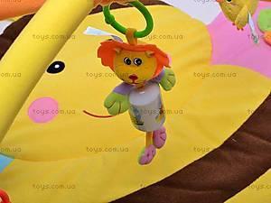Развивающий коврик с погремушками, 898-37B, toys.com.ua