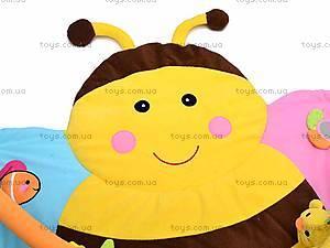 Развивающий коврик с погремушками, 898-37B, toys