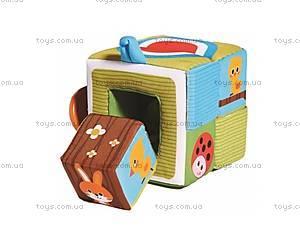 Развивающий куб «Сюрприз», 1502705830