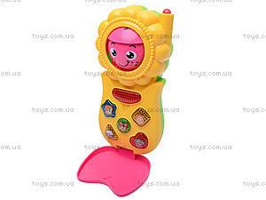 Развивающий мобильный телефон, 7306