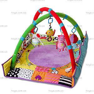 Развивающий музыкальный коврик «Кошки-мышки», 10985