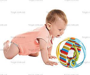 Развивающий мячик «Рок-н-болл», 1502606830, детские игрушки