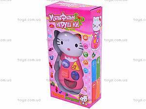 Развивающий телефон Hello, Kitty, DS605A, купить