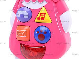 Развивающий телефон Hello, Kitty, DS605A, детские игрушки