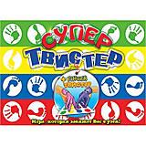 Развлекательная игра «Супер твистер», МГ 023, отзывы