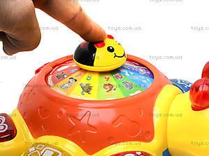 Детская развивающая игрушка «Божья коровка», 7454, фото