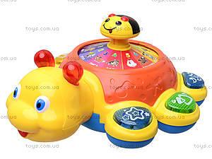 Детская развивающая игрушка «Божья коровка», 7454, детские игрушки
