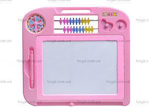 Развивающая доска для рисования, 2118, toys.com.ua