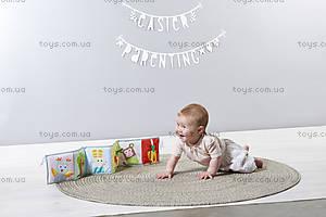 Развивающая книжка-раскладушка «Мышки-мартышки», 12025, магазин игрушек