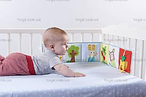 Развивающая книжка-раскладушка «Мышки-мартышки», 12025, toys.com.ua