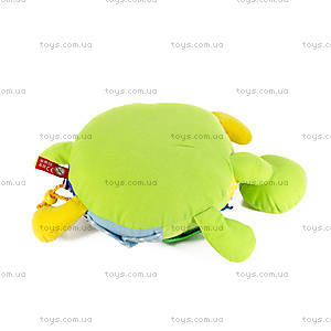 Развивающая мягкая игрушка «Черепаха Кармановна», ЧЕТ0, купить