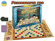 Развивающая игра «Эрудит», RTN5 8, фото