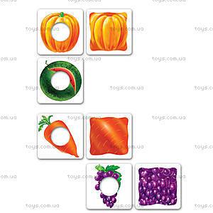 Развивающая игра «Фрукты, овощи», VT1306-06, фото
