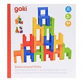 Развивающая игра goki «Балансирующие стулья», 56929, купить