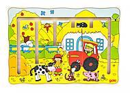 Развивающая игра goki «Наша ферма», 57596