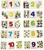 Развивающая игра goki «Узнай количество», 57594