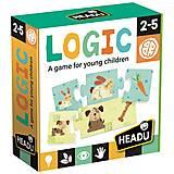 """Развивающая игра-пазл """"Логика для самых маленьких - животные"""", IT20751, купить"""