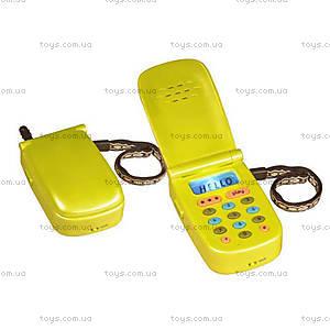 Развивающая игрушка для детей «Первый телефон», BX1062C3