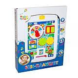 Развивающая игрушка «Бизи-планшет», KI-7049, купить