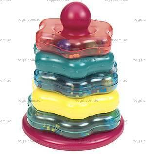 Развивающая игрушка «Цветная пирамидка», BT2407Z