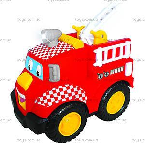 Развивающая игрушка «Машинка пожарного», 049338