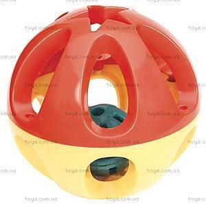 Развивающая игрушка «Мячик-бубенчик», BT2402Z, фото