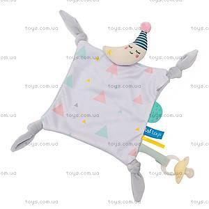 Развивающая игрушка-одеяльце «Сонный месяц», 12115