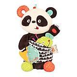 Развивающая игрушка «ПАНДА БО» Battat, BX1567Z, детский