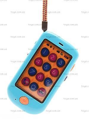 Развивающая игрушка «Первый смартфон», BX1223Z, фото
