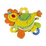 Развивающая игрушка-подвеска «Лев Роро», LKM0\M, купить