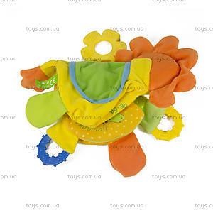 Развивающая игрушка-подвеска «Лев Роро», LKM0\M, отзывы