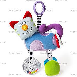 Развивающая игрушка-подвеска «Дружелюбный котик», 11705