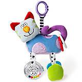 Развивающая игрушка-подвеска «Дружелюбный котик», 11705, купить