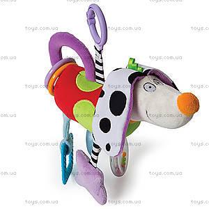 Развивающая игрушка-подвеска «Смышленый песик», 11695, фото