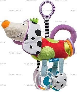Развивающая игрушка-подвеска «Смышленый песик», 11695, отзывы