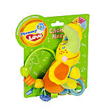 Развивающая игрушка-подвеска со звуковыми эффектами «Слоник Ники», SDM0\M, купить