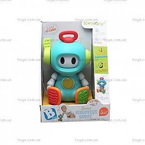 Развивающая игрушка «Робот-весельчак», 005212S